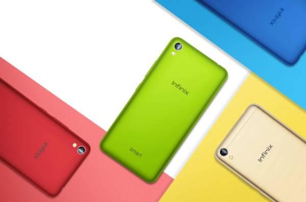 Infinix smart design