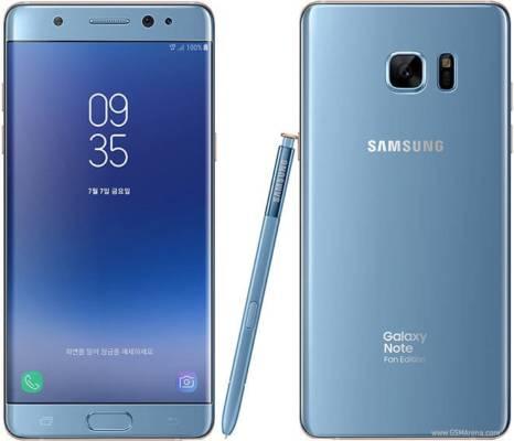 Samsung Galaxy Note FE specs
