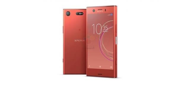 Sony Xperia XZ1 Compact Design