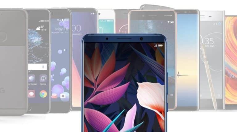 Huawei Mate 10 Pro vs konkurencia 988x553