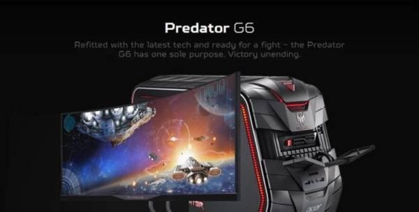 Acer Predator G6 00012