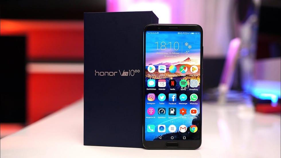 Huawei Honor 10 VS Huawei Honor View 10