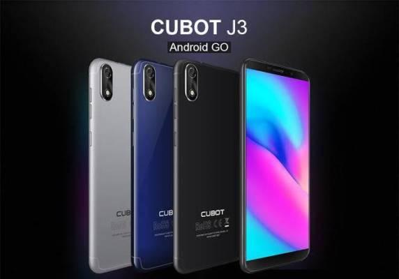 CUBOT J3