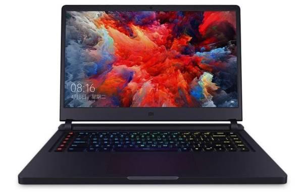 Mi Gaming Laptop front