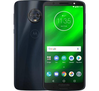 Motorola Moto G6 VS Motorola Moto G6 Plus