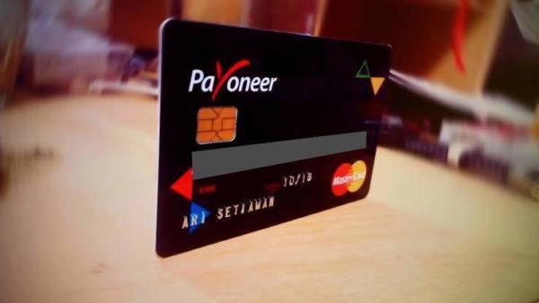 Fund payoneer account