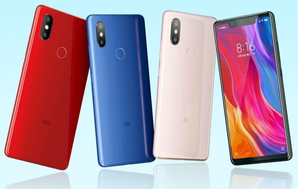 Xiaomi Mi 8 SE 3