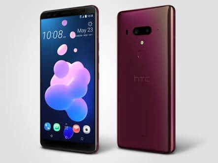 HTC U12 Plus VS OnePlus 6