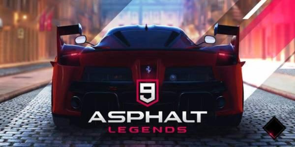 Asphalt 9 Legends 1