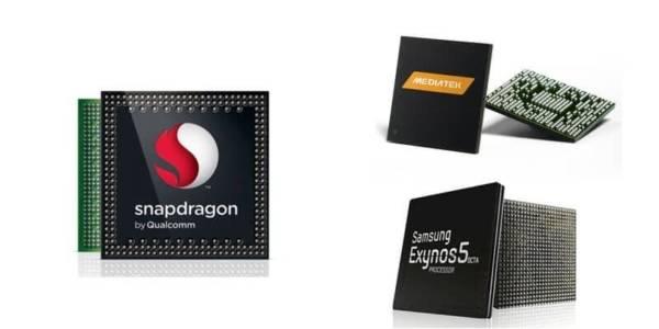 Exynos VS Snapdragon VS MediaTek Processors