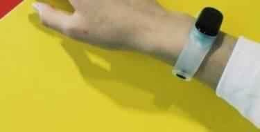Xiaomi Mi Band 3 Explorer Edition Translucent Band 3