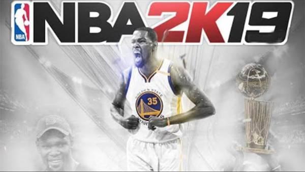 NBA 2K19 ios 1