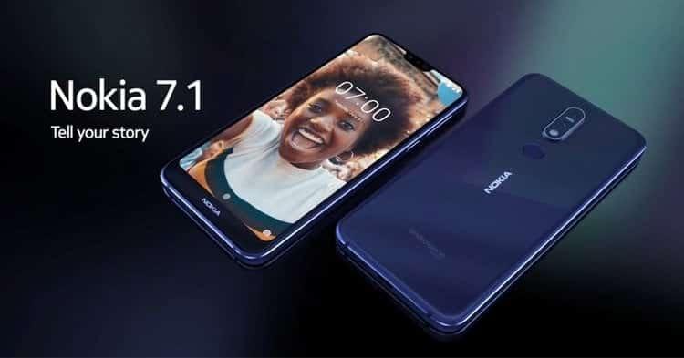 Nokia 7.1 1