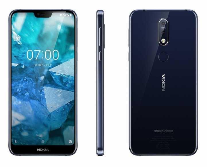 Nokia 7.1 aspect ratio