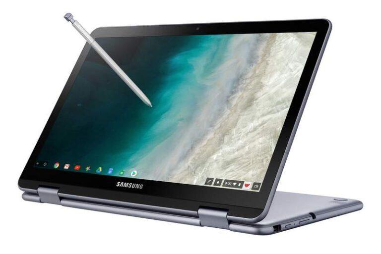 Samsung Chromebook Plus V2 notebook