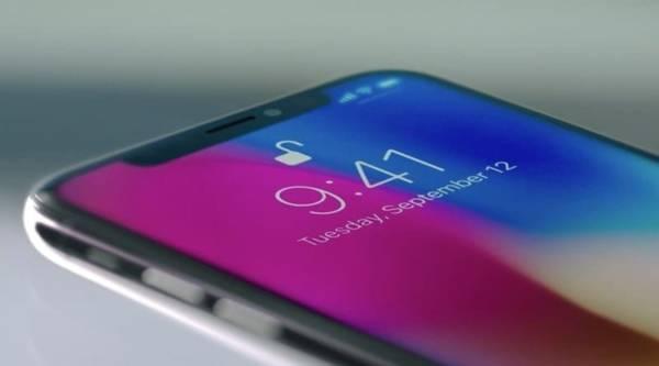 Apple iPhone X 4555
