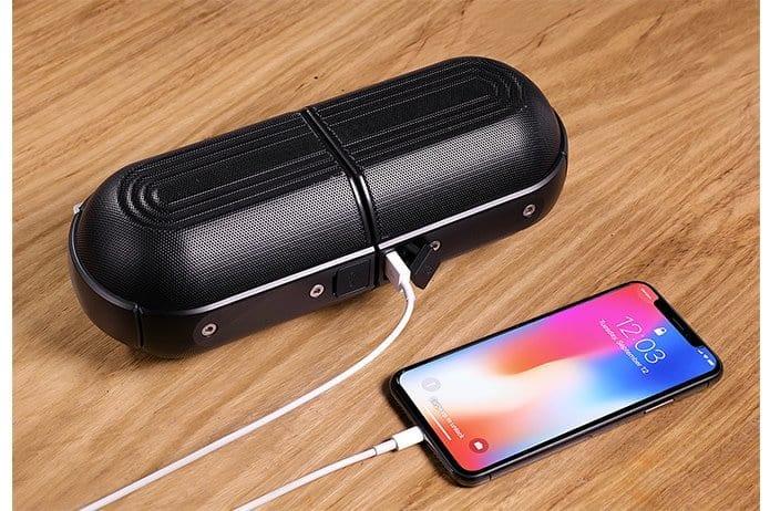 Ovevo Tango D20 charging