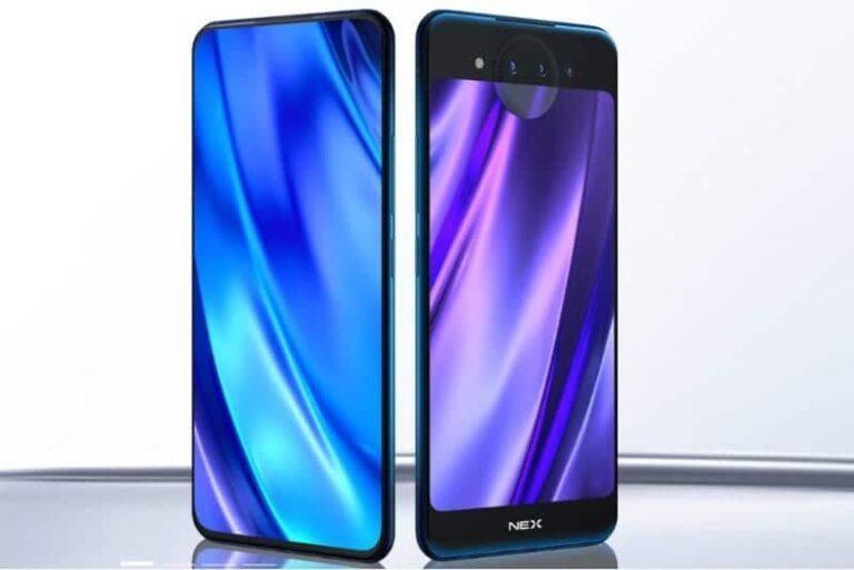 Vivo NEX Dual Display Edition smartphone Android