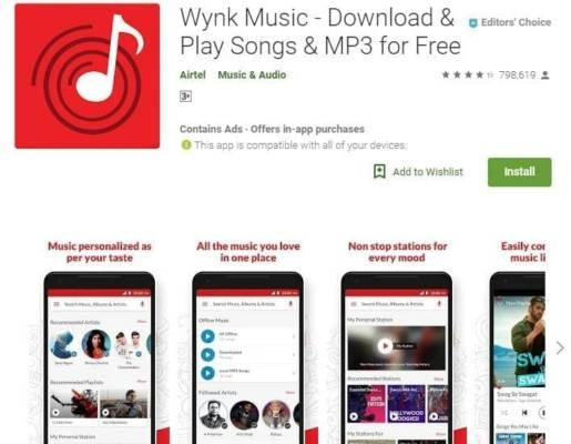 Online Music App