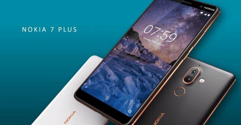 Nokia 7 Plus Tech