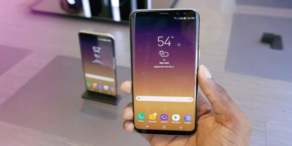 Samsung Galaxy S8 Plusreal