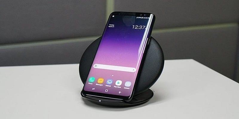 Samsung Galaxy S9charging4real