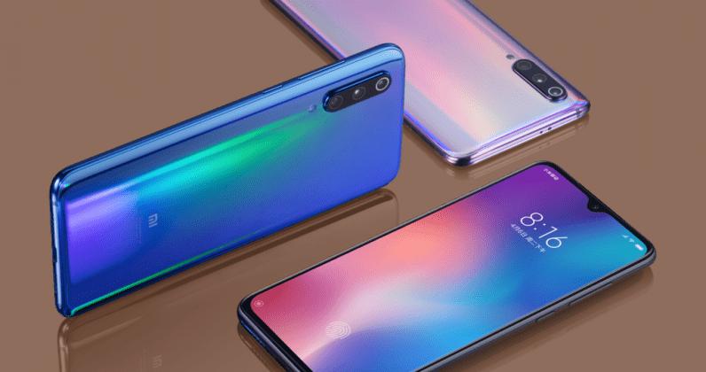 Xiaomi Mi 9 796x420