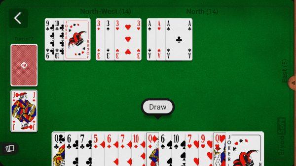Offline Cards Game