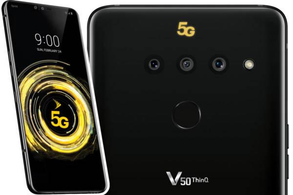 LG V50 ThinQ 5G