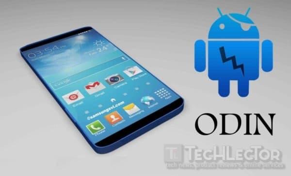 custom ROM on Samsung devices using Odin