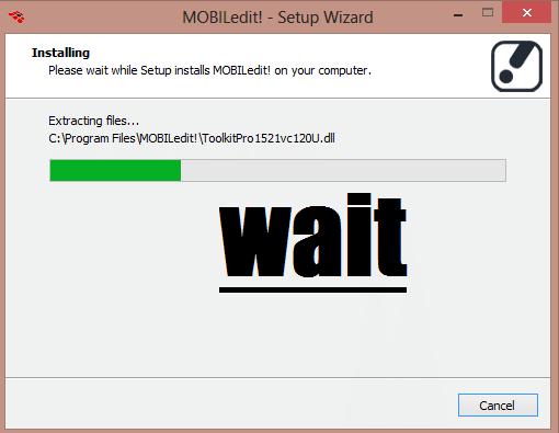 Infinix PC Suite Installing
