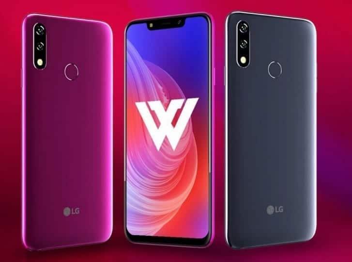 LG W1
