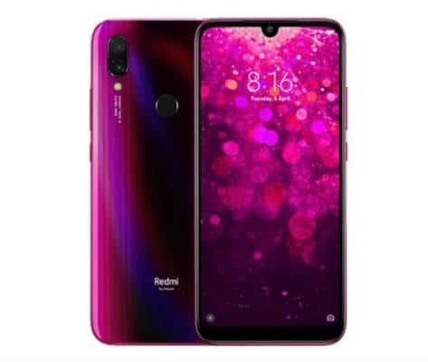 Xiaomi-Redmi-Y3-Red