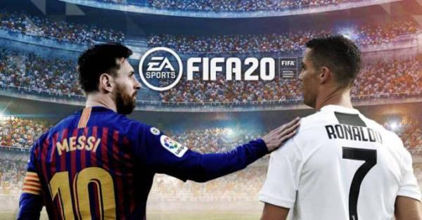 FIFA 20 MOD FIFA 14 Download