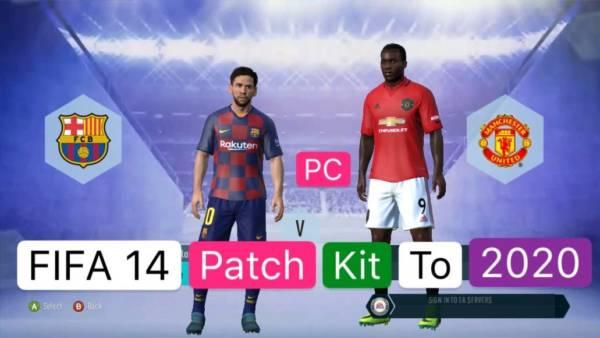 FIFA 20 MOD FIFA 14 New Database