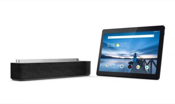 Lenovo Smart Tab M10 HD 1