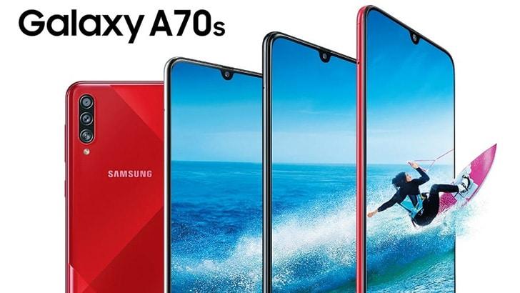 Samsung Galaxy A70S 1