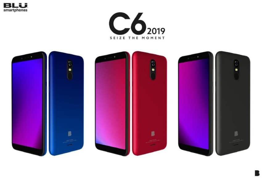 Blu C6 2019