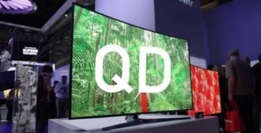Quantum Dot TV