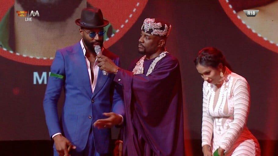 breaking bbnaijafinale mercy wins the n60million pepper dem edition