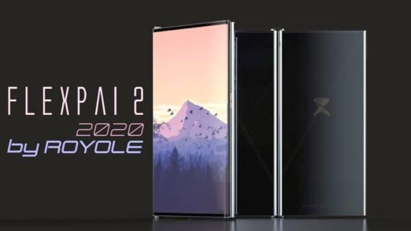Royole FlexPai 2 0 scaled