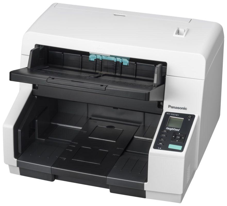 Panasonic KV S5078 Scanner