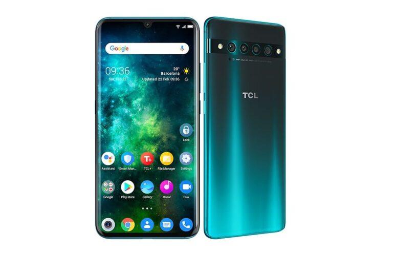TCL 10 Pro 1