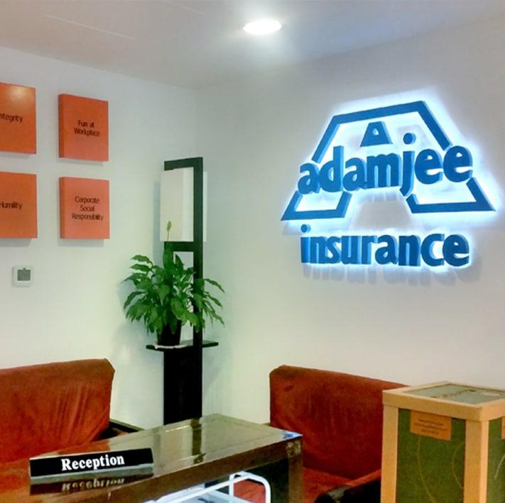 1 Adamjee Insurance