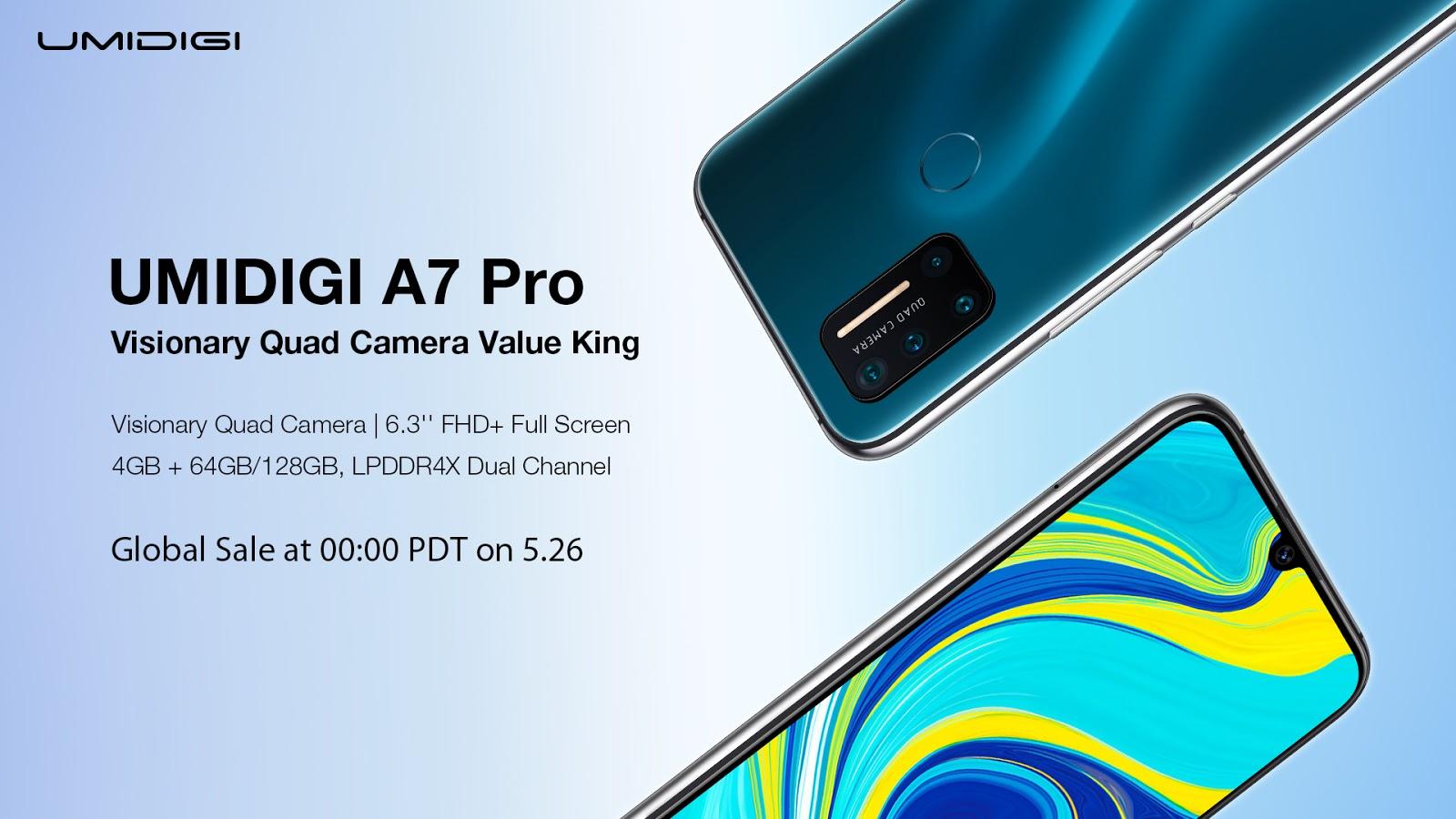 UMIDIGI S5 Pro Is A King
