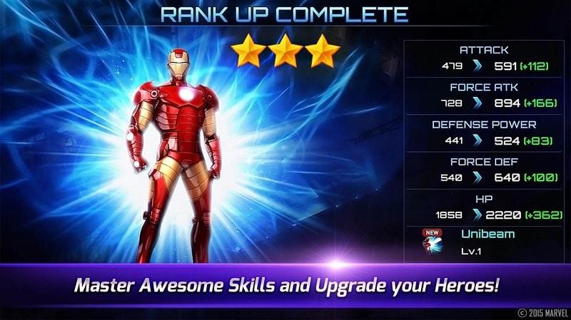 Marvel Future Fight4