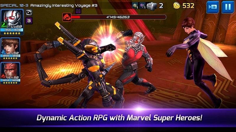Marvel Future Fight5
