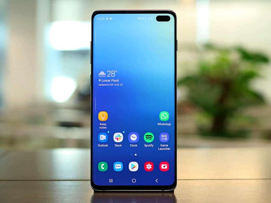 Samsung Galaxy S10 Plus 768