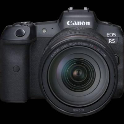 Eos R5 Rf24 105mm