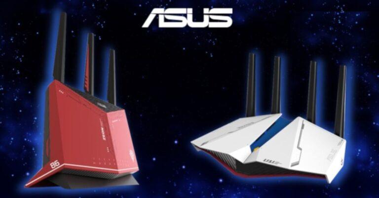 Asus Gundam Routers